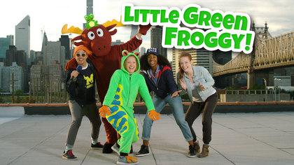 Little Green Froggy