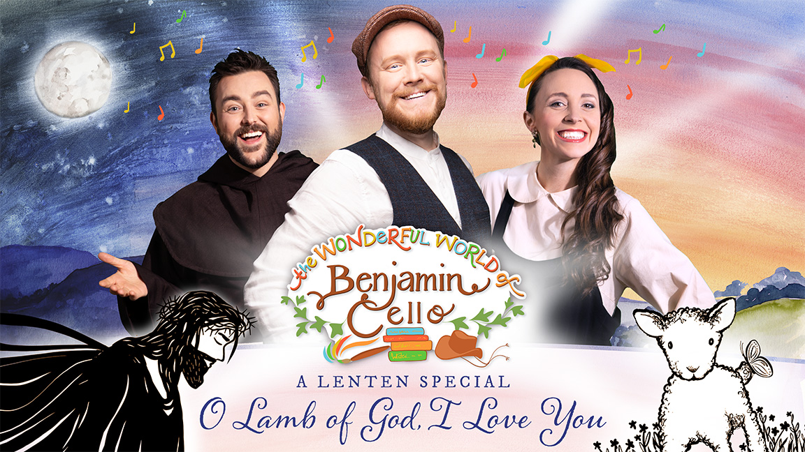 Benjamin Cello O Lamb of God I Love You