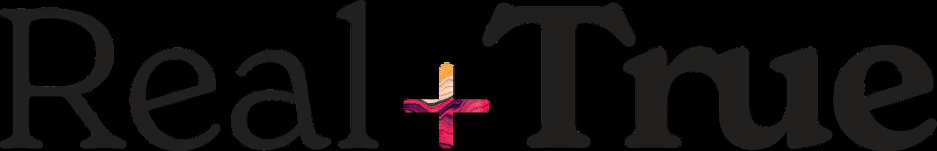 Real + True Logo